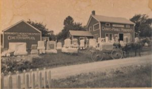 Ward Monument Co Historical Picture
